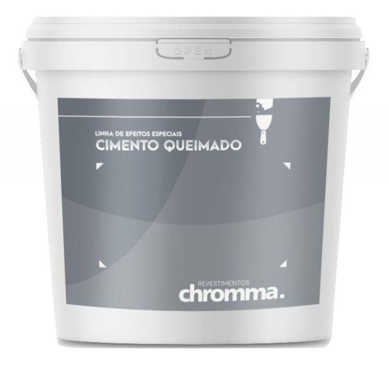 EFEITO CIMENTO PISO CHROMMA